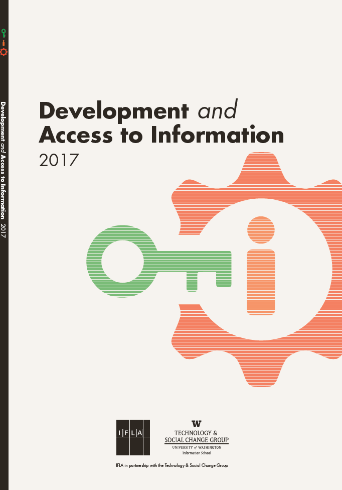Development and Access to Information (DA2I) 2017 Report